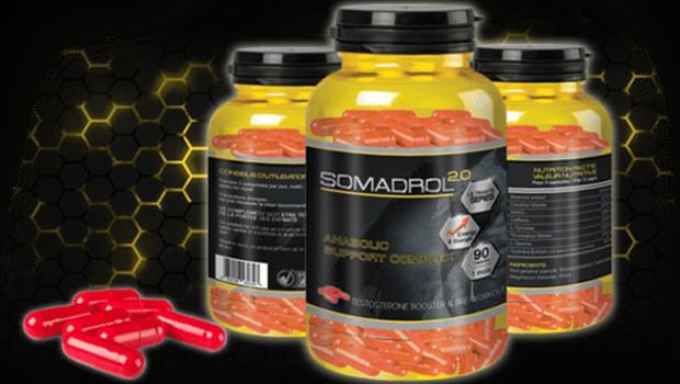 Quels sont les effets de Somadrol ?